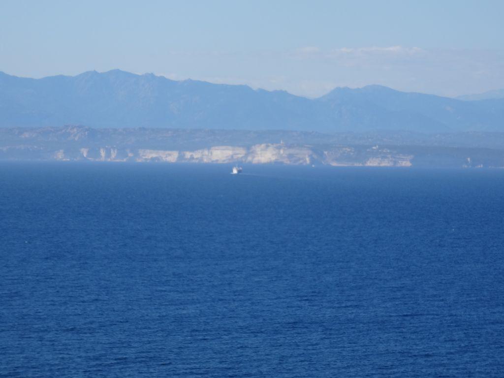 Santa Teresa di Gallura et les falaises de Bonifacio