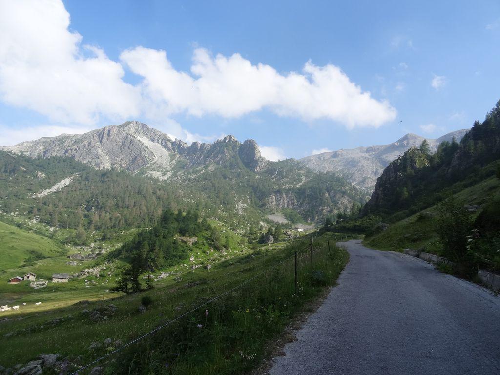 Colle della Fauniera (2480 m)