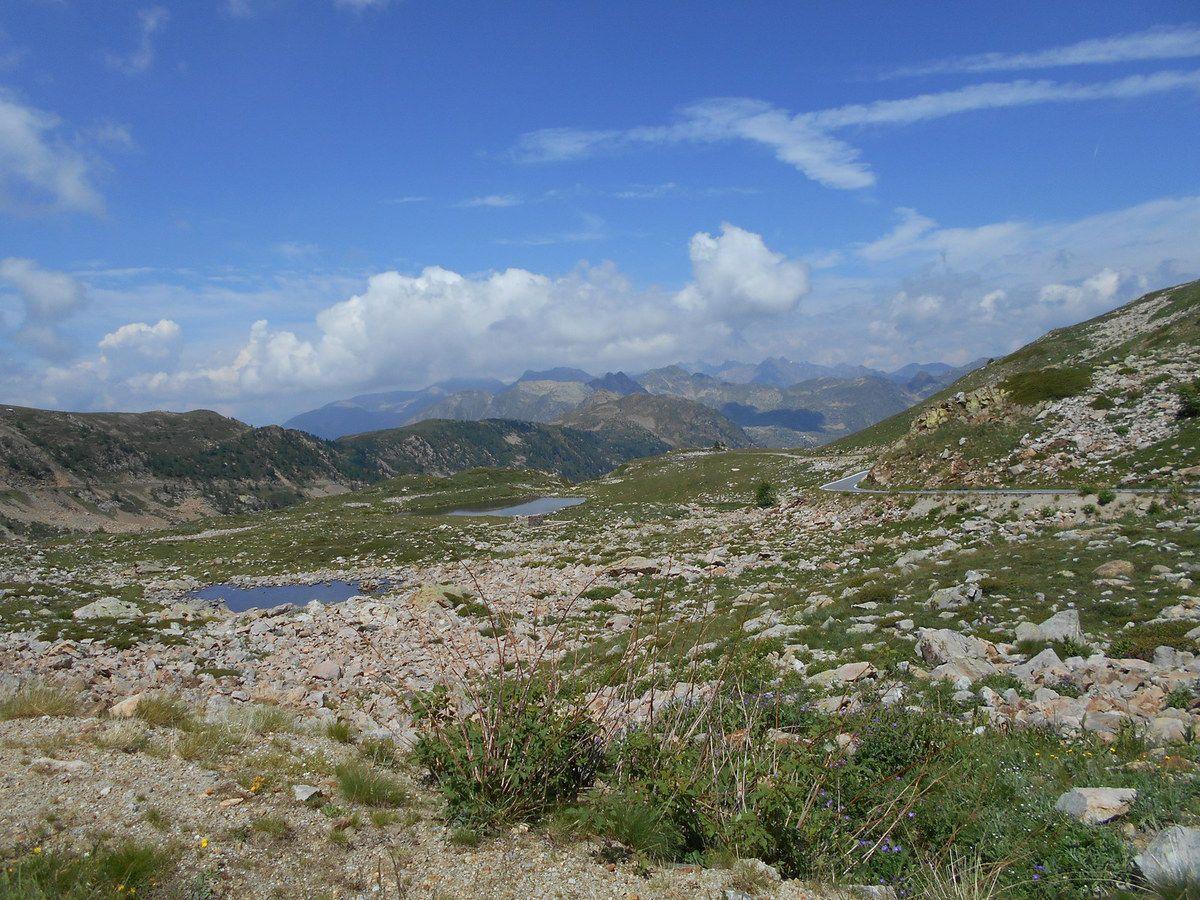 Grimpée du Col de la Lombarde