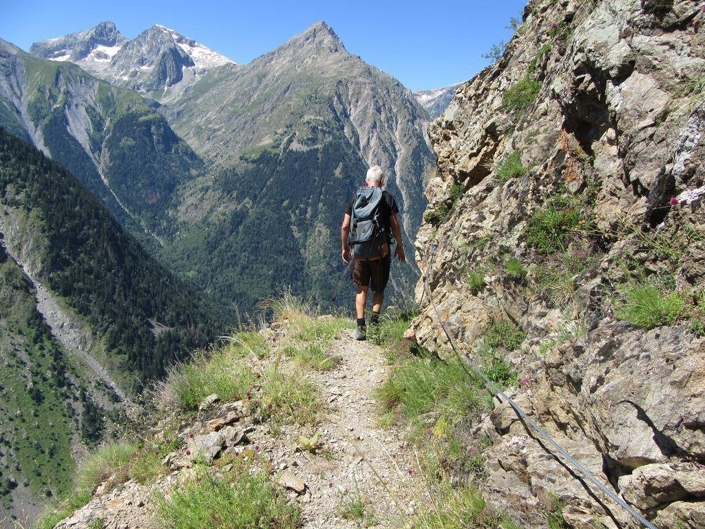 De St Christophe aux Deux Alpes
