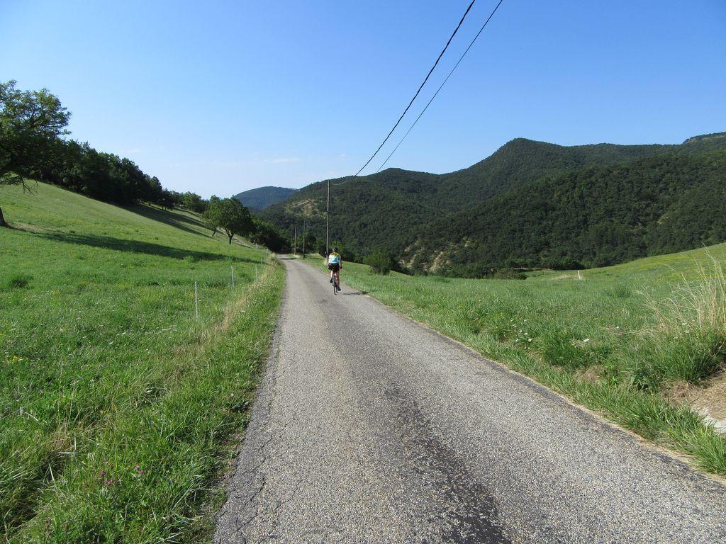 Col Cavalli, col de la Croix et le Diois