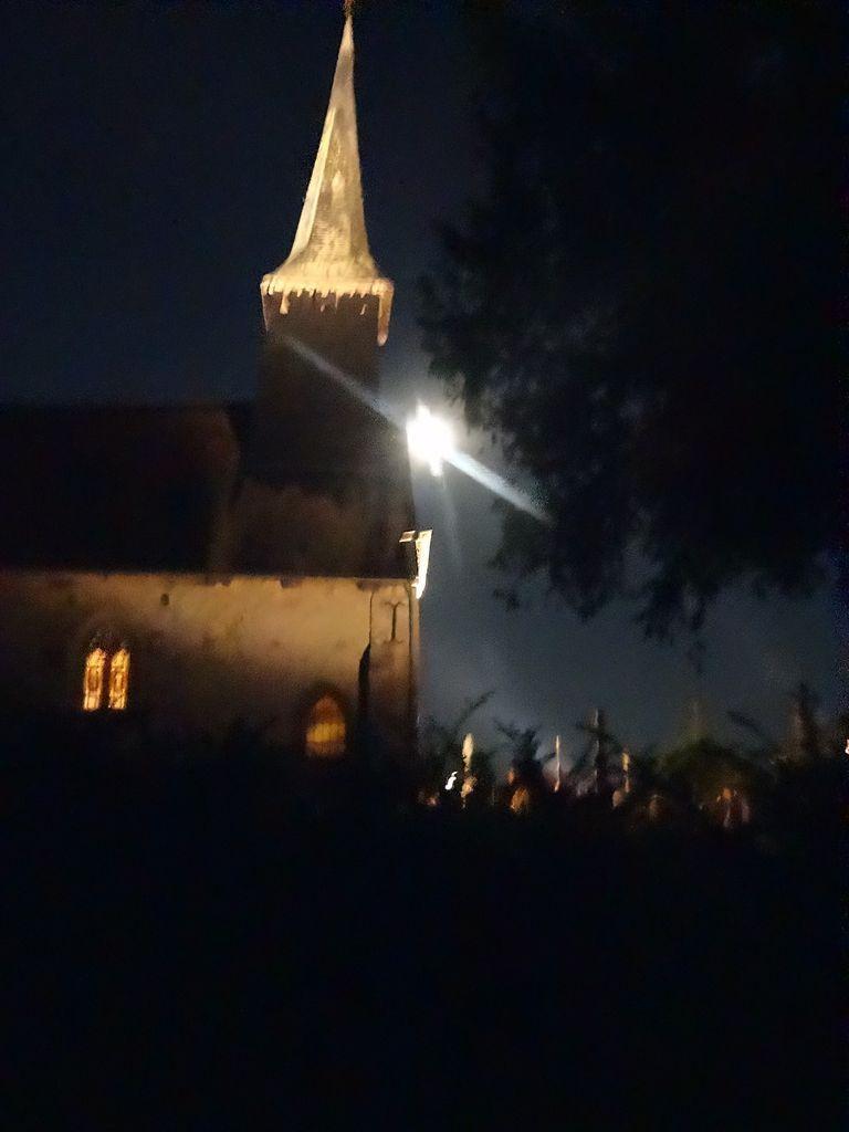 La pleine lune !