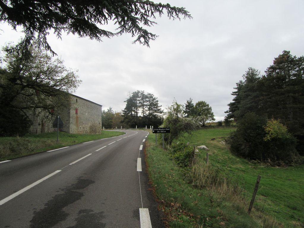Cols du Trible et du Moulin à Vent