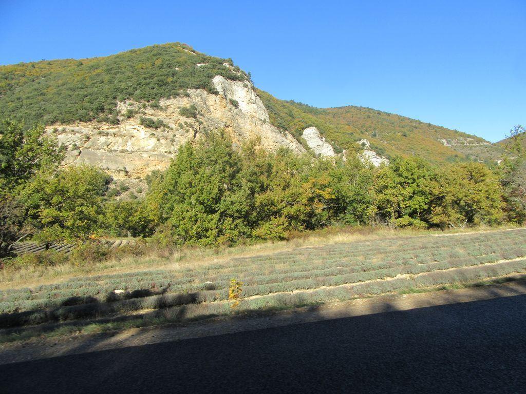 Vallée du Lez juqu'à Pont de Barret