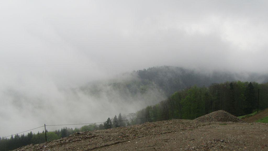 brouillards et humidité ...