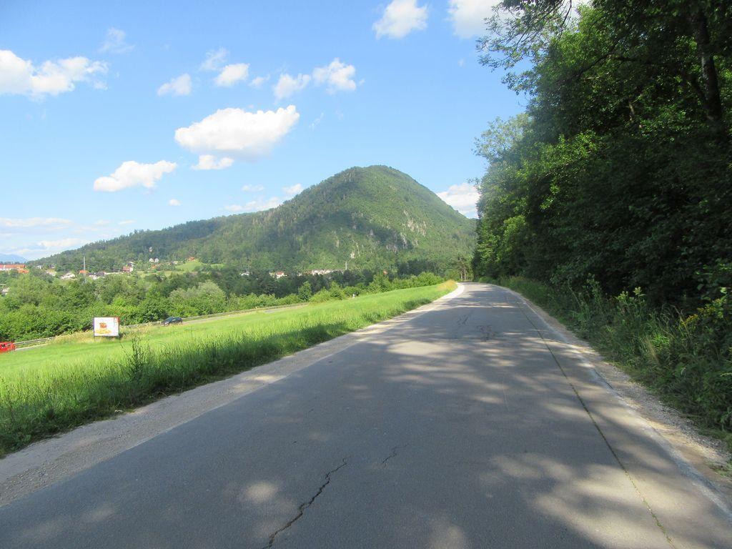 Arrivée à Ljubljana
