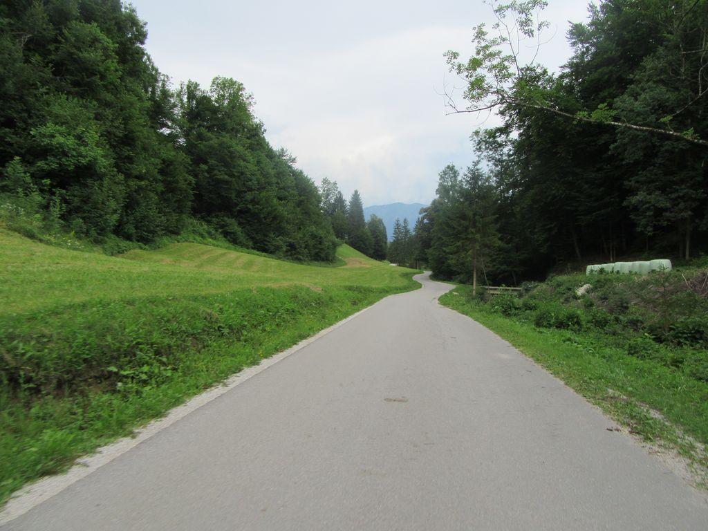 Une petite route pour nous seuls