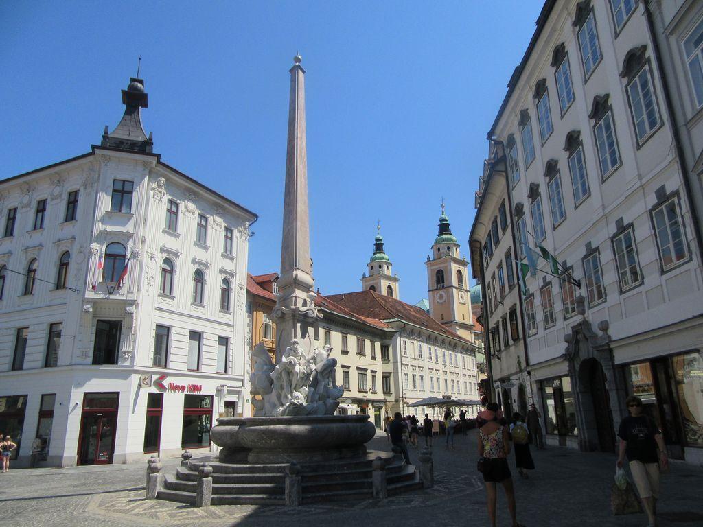 Balade pédestre dans la vieille ville