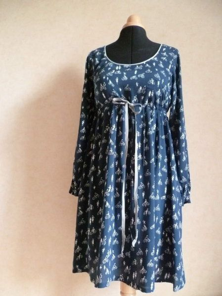 Aubépine : une robe à taille empire très agréable à porter!