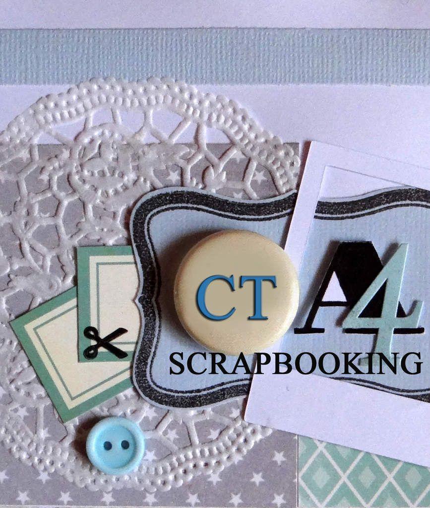 Challenge team Scrapbooking A4