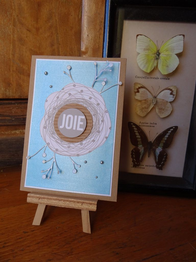 Inspiration carterie chez 4 en scrap