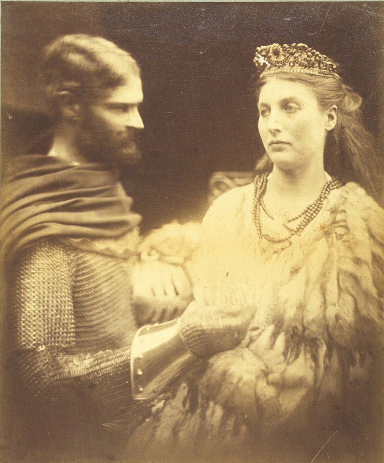 Julia Margaret Cameron - King Arthur