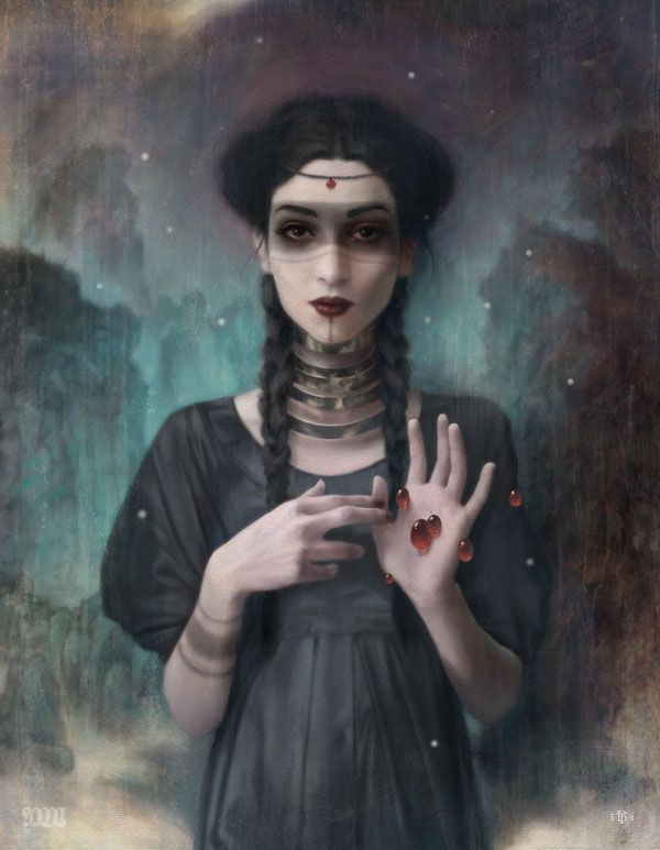 Maléfique, de Tom Bagshaw