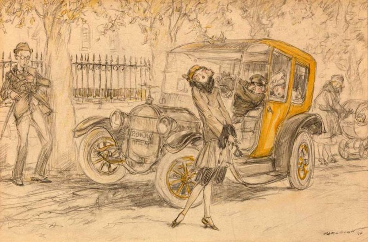 Henry Patrick Raleigh – Illustrateur -2/2-