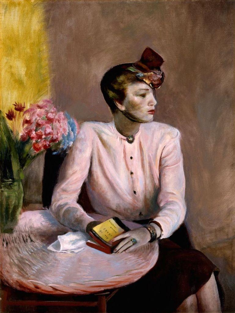 Guy Pène du Bois, peintre.