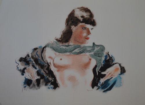 André Dignimont, artiste français.