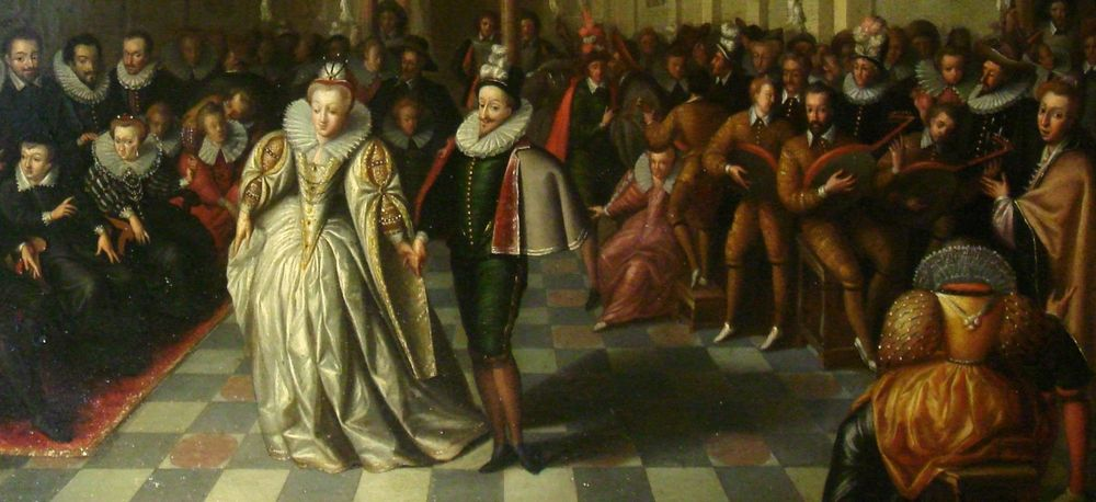 Marguerite de Valois – 3/-