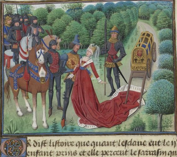 marie de frances lanval Marie de france (fl 1160 to 1215) lanval features a fairy woman who pursues the titular character and eventually brings her new lover to avalon with her at the end of the lai the setting for marie's lais is the celtic world, embracing england.