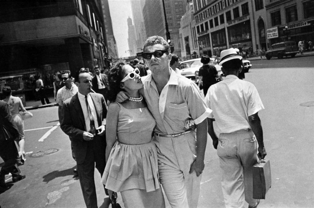 Garry Winogrand, photographe