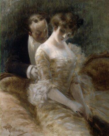 Albert Guillaume (1873-1942), peintre