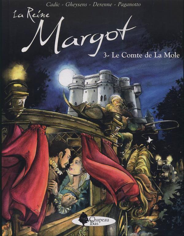 Marguerite de Valois – 14/- Le retour à Paris et la fin
