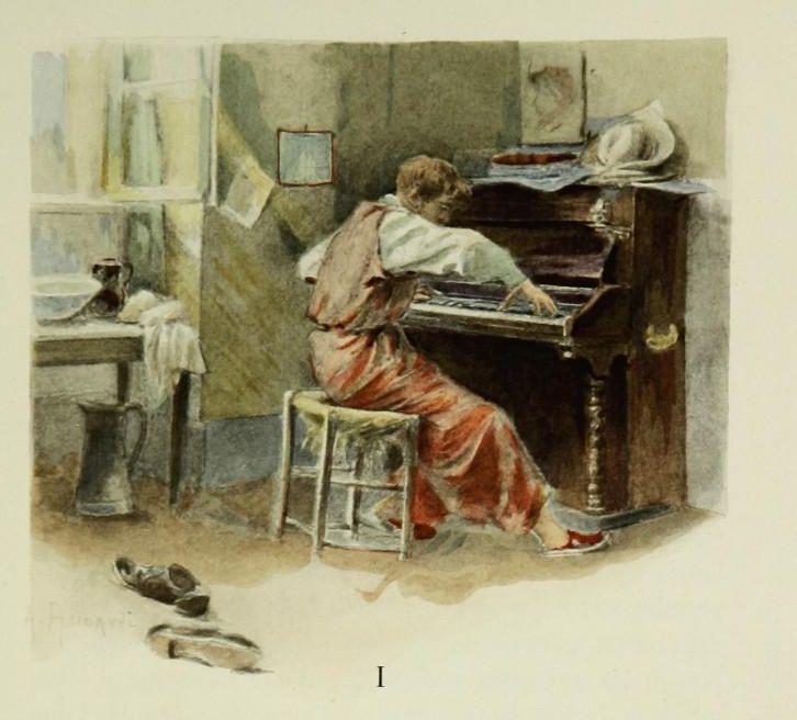 Scènes de la vie de Bohème – H. Murger