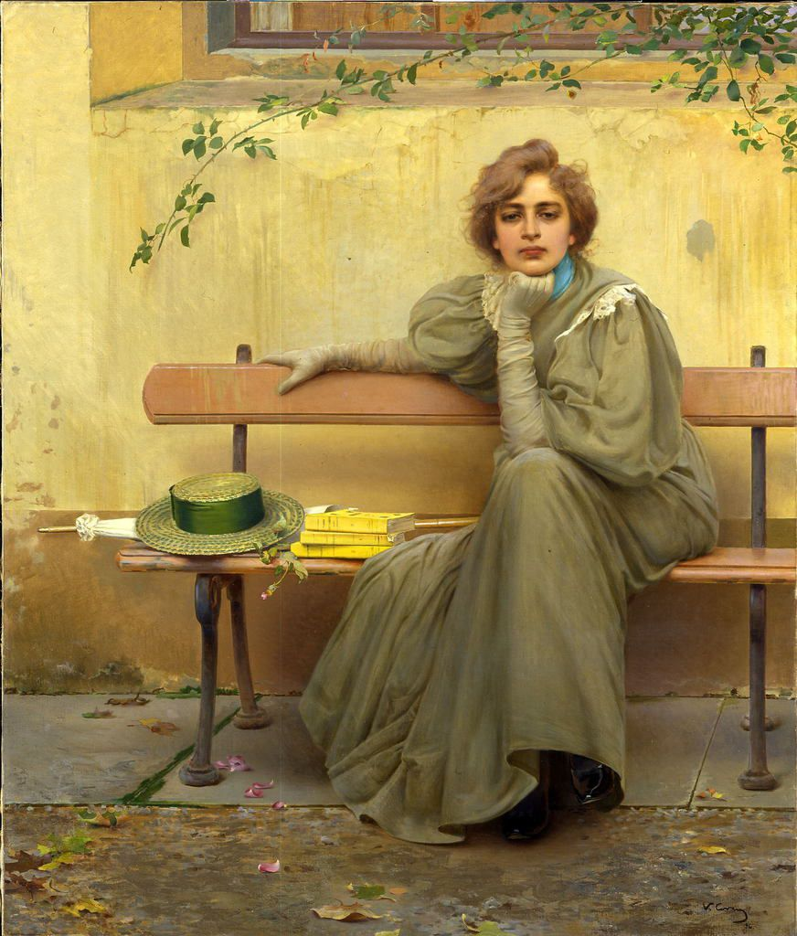 Les ''femmes'' de Vittorio Corcos -2/2-