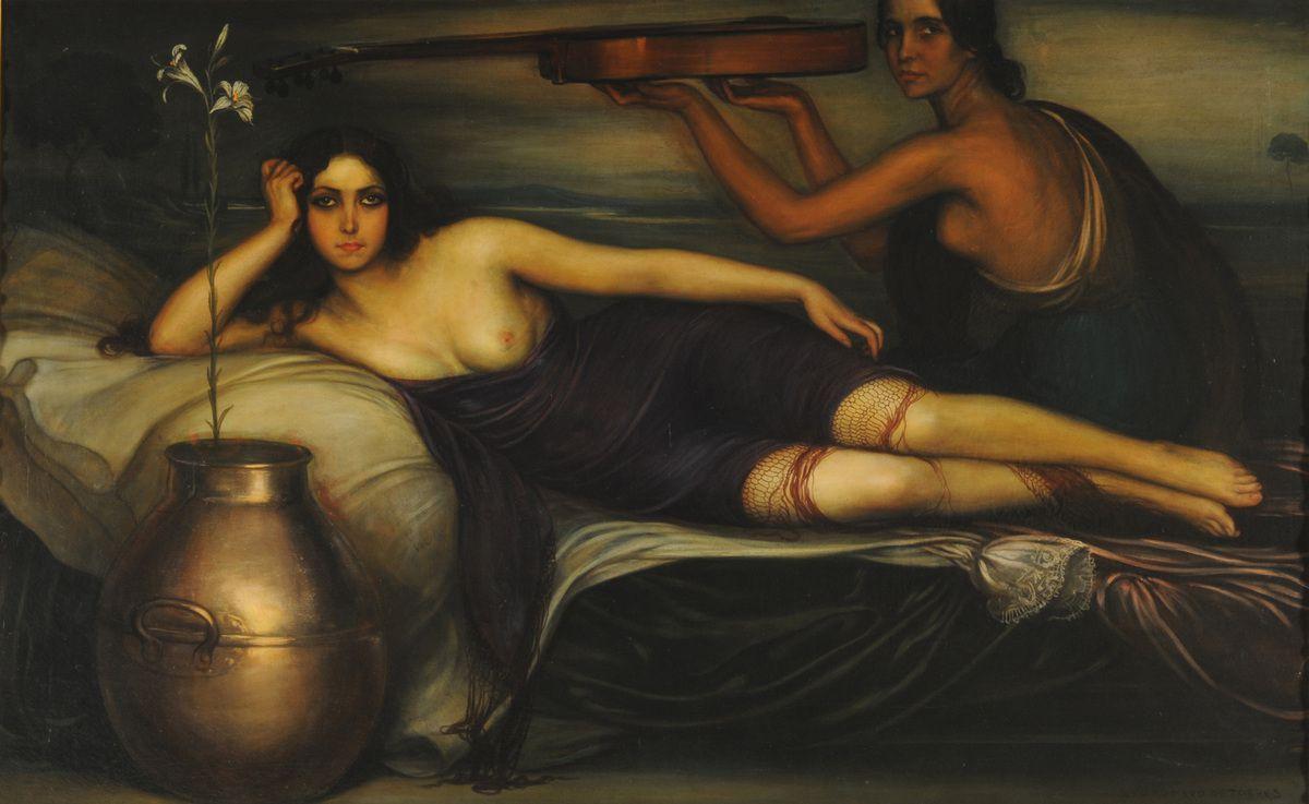 La Femme selon Julio Romero de Torres