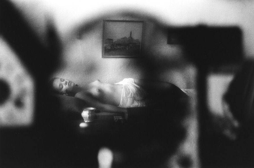 Saul Leiter - photographe '' In my room ''