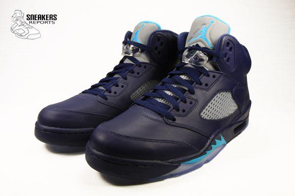 Nike Air Jordan V rétro Pré Grape
