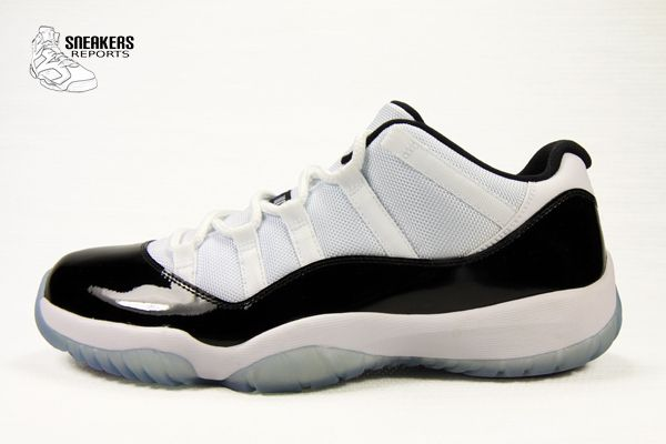 Nike Air Jordan XI Rétro  Low Concord