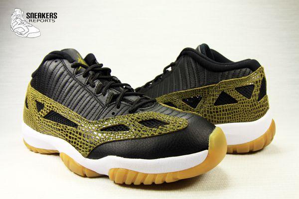 Nike Air Jordan XI Rétro Low Crocs