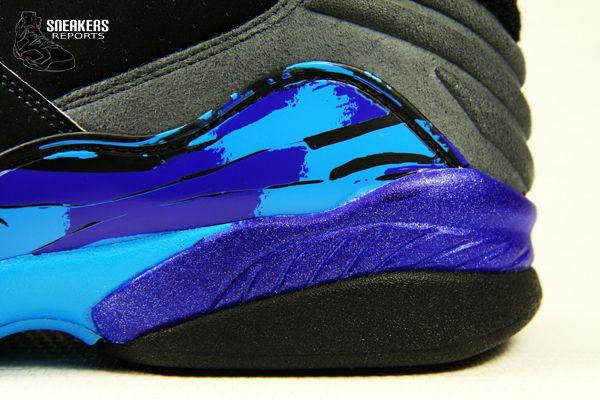 Nike Air Jordan VIII Rétro Aqua