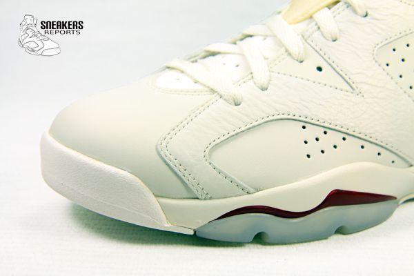 Nike Air Jordan VI Rétro Maroon