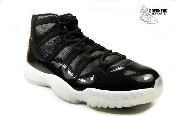 Nike Air Jordan XI rétro 72-10