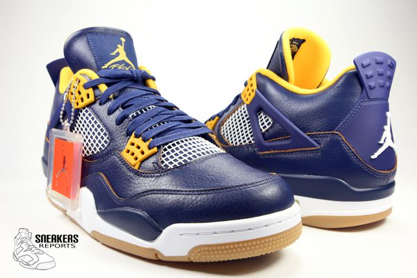 Nike Air Jordan IV rétro Dunk From Above