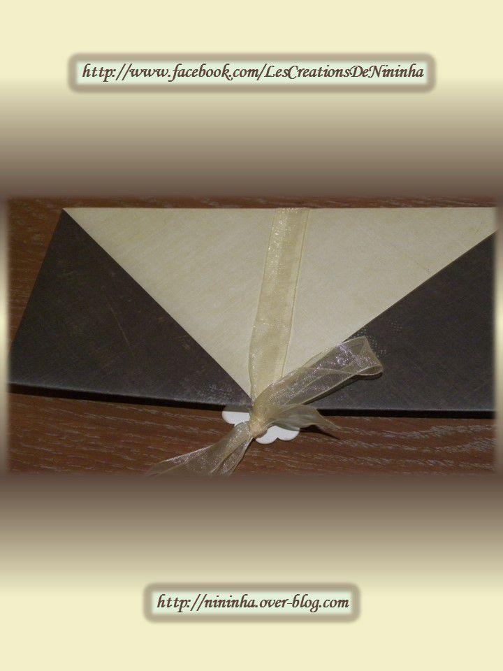 Enveloppe Cadeau pour Enzo