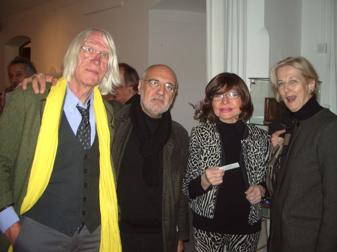 CARREMENT, vernissage le 15 avril 2014