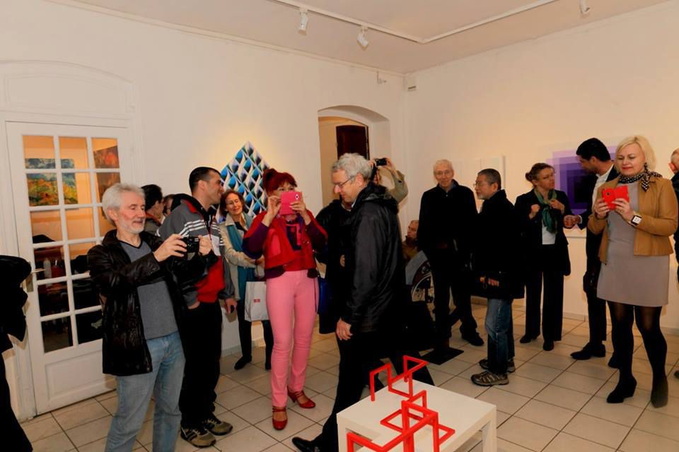 CARREMENT 3 vernissage le 14 avril 2016
