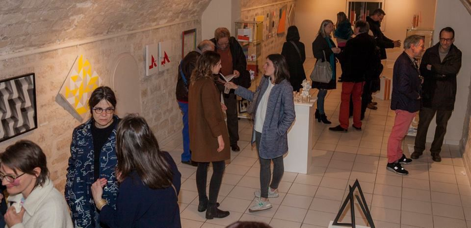 CARREMENT 4 vernissage le 20 avril 2017