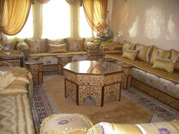Le salon marocain 15 الصالون المغربي - Mon mag-online