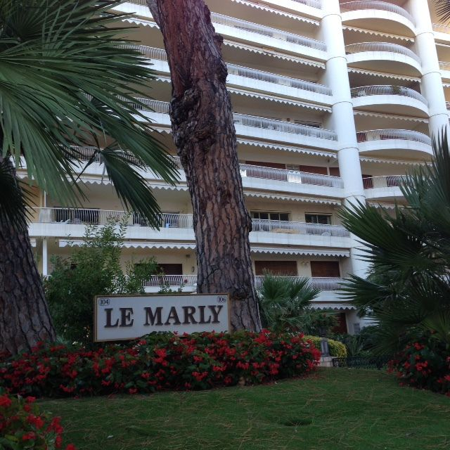 Le Marly, 106 Croisette.Photo E.R.