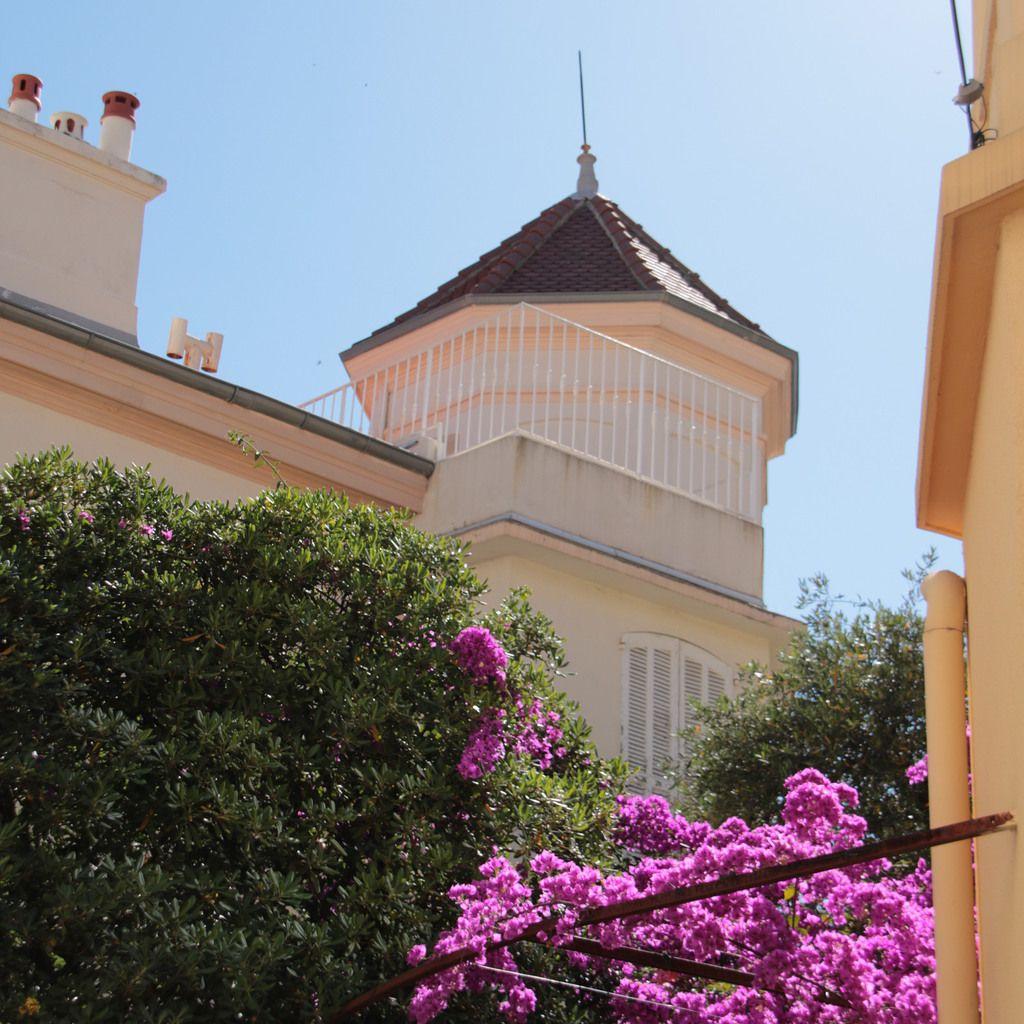 Villa Marie-Rose, allée Sainte-Rose. Photo aimablement proposé par un correspondant.