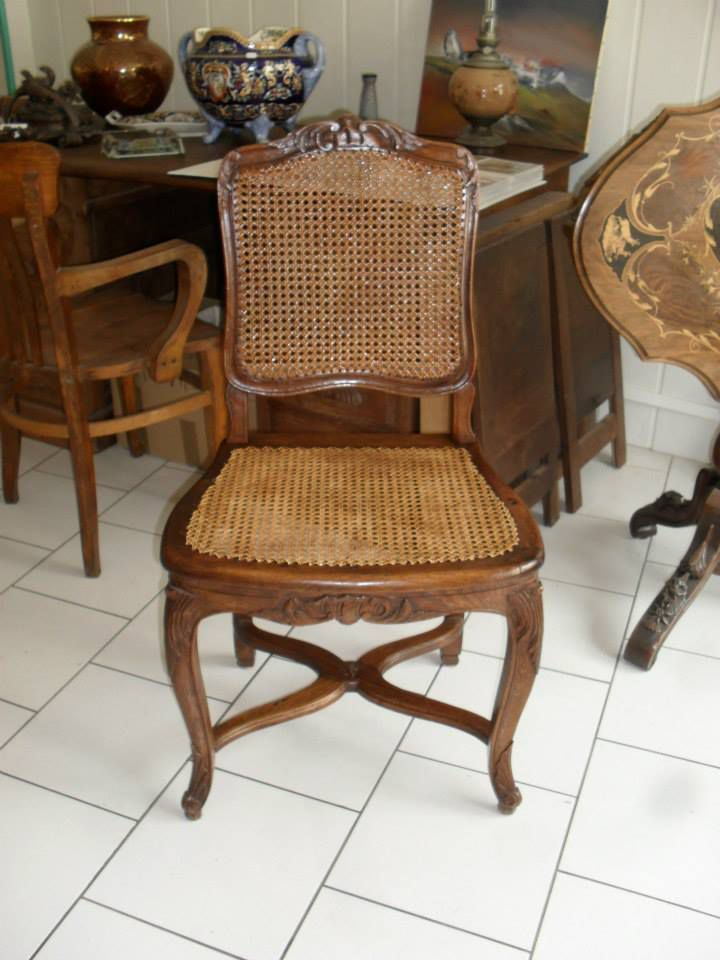 Cannage, rempaillage de chaises et fauteuils : les petites dernières ...