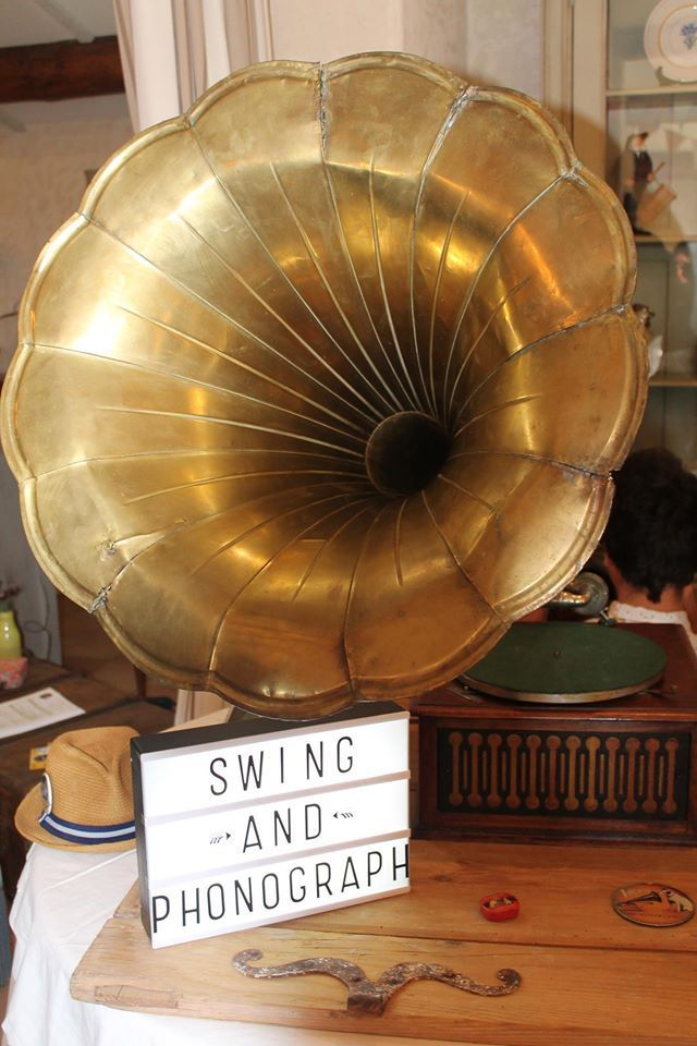 Swing and Phonograph Aix en Provence Vintage DJ