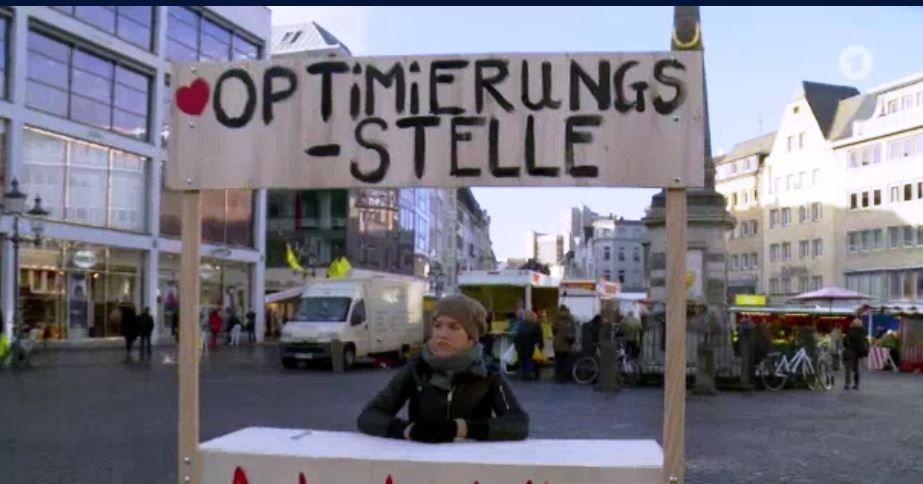 Fast perfekt-Anke Engelke und die Selbstoptimierung