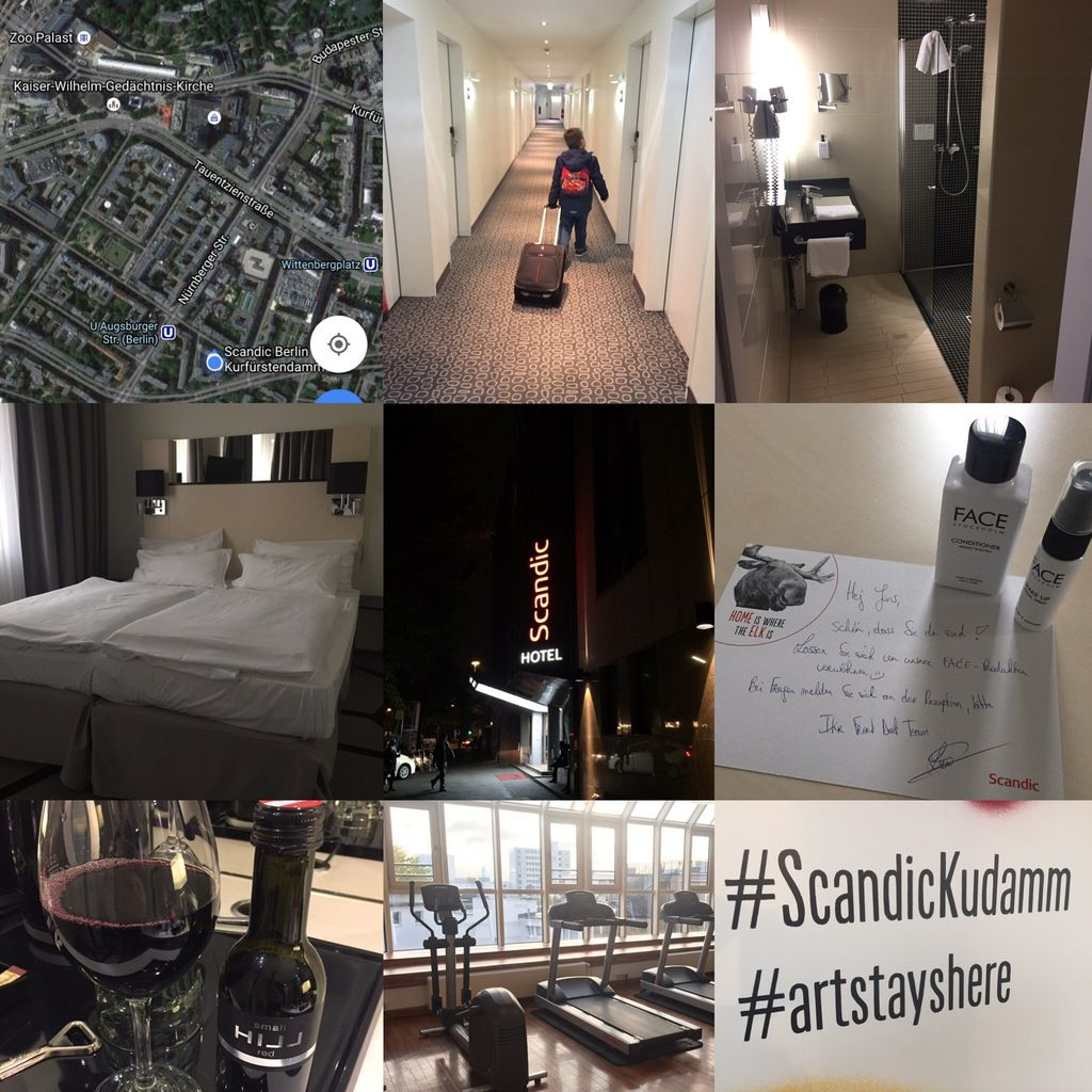 Hotel Scandic Berlin