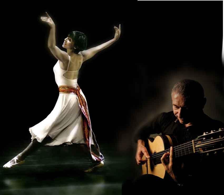 Le duo Talisman -le franco-arménien Roland Boutros et la danseuse argentine Julieta Cruzado- est un mélange subtil entre les cultures d'Amérique du Sud et les musiques d'inspiration caucasienne. C'est un spectacle d'ici et d'ailleurs, émotionnellement riche par le choix de ses musiques et qui privilégie l'interaction, mêlant l'univers musical à la gestuelle corporelle. Ses compositions nous font voyager de l'Orient vers l'Occident sur différents continents à travers la diversité des cultures musicales