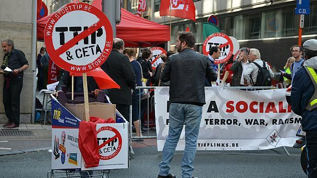 Traité Europe - Canada :  Résister pour le rejet
