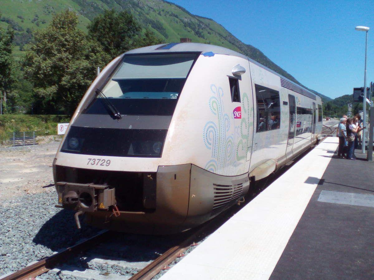 Trains Pyrénéens